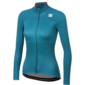Sportful Bodyfit Pro Thermische Jersey Dames, blue corsair/bubble gum